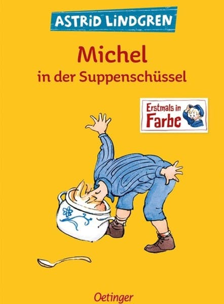 Cover Michel in der Suppenschüssel