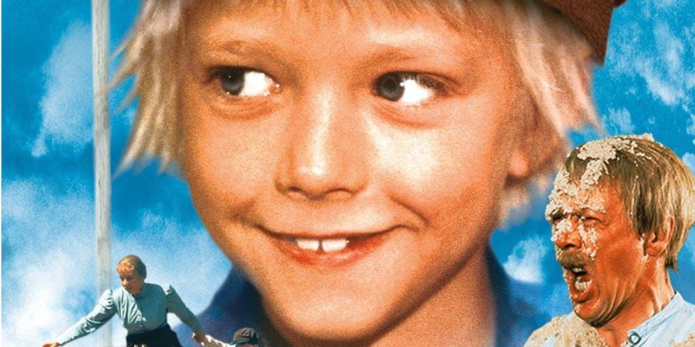 Film poster Emil i Lönneberga