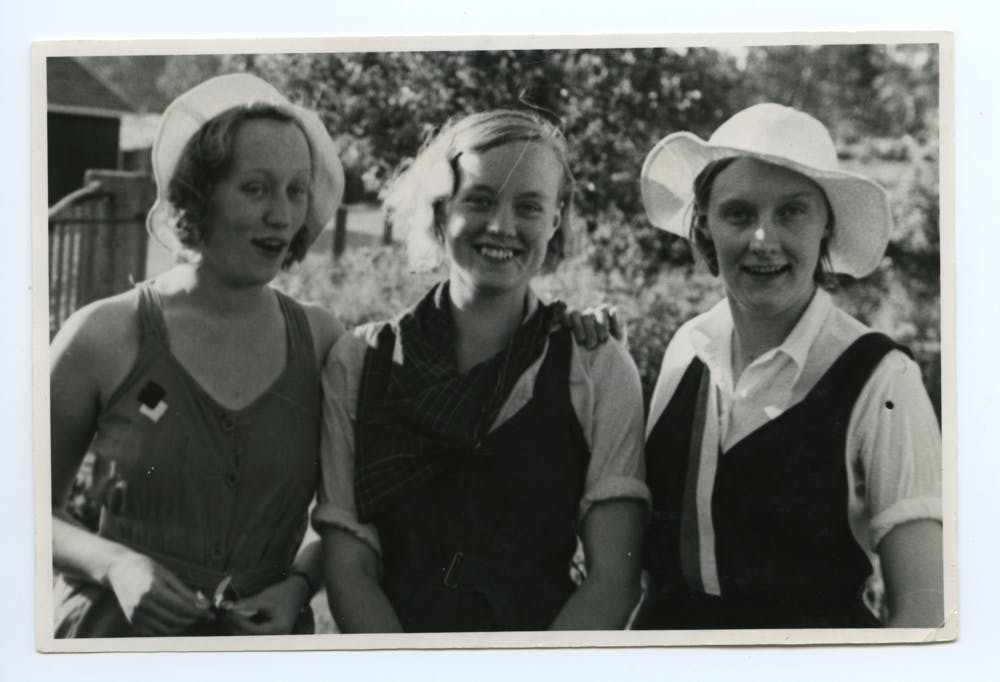 Ingegerd, Stina, Astrid
