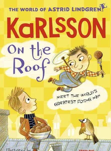 Cover of Karlsson on the Roof