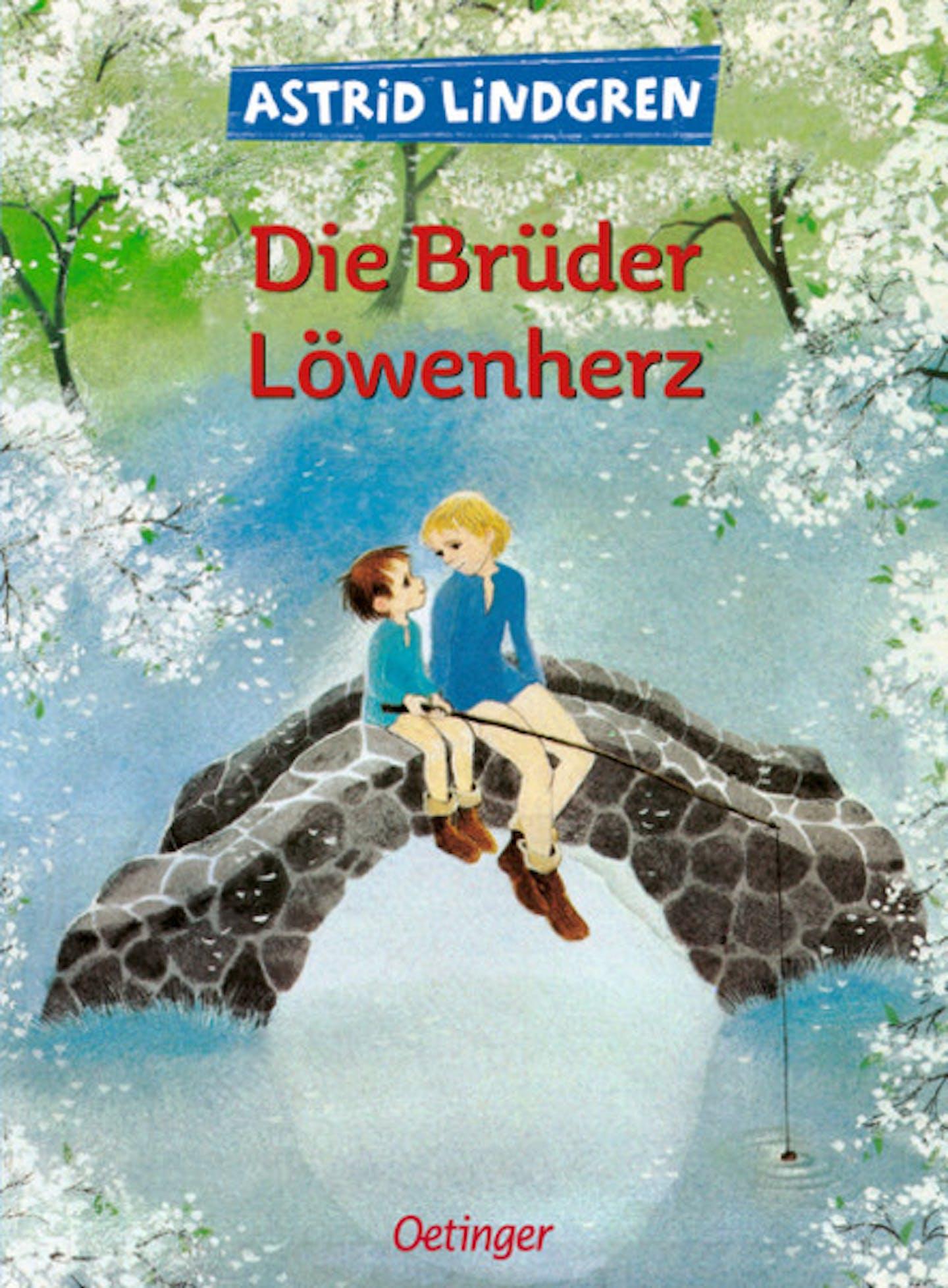 Cover Brüder Löwenherz
