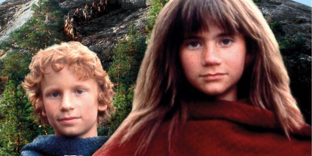 Film poster Ronja Rövardotter