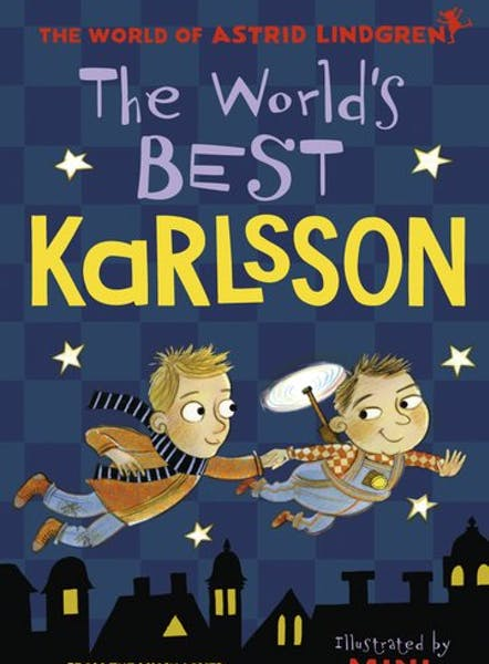 Cover of The World's Best Karlsson