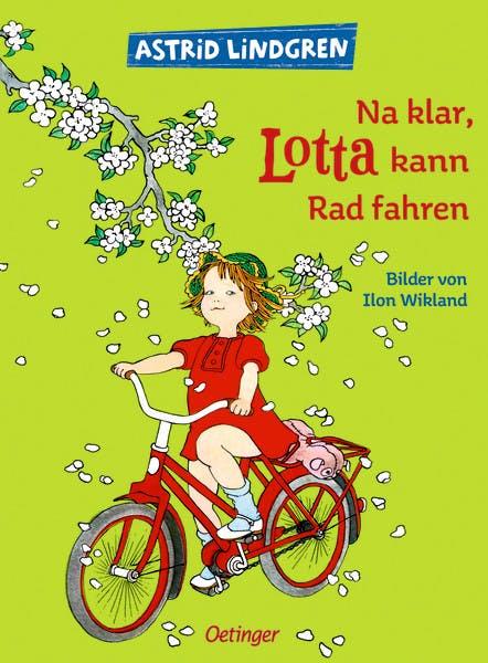 Cover Na klar Lotta kann Rad fahren