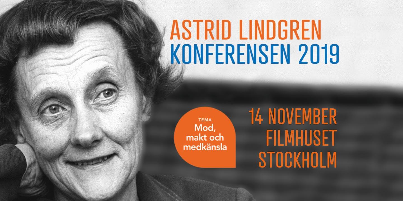 Astrid Lindgren-konferensen 2019