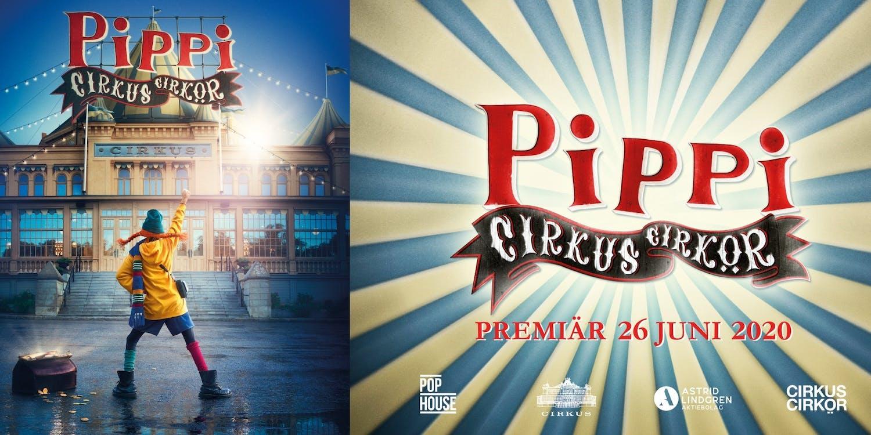 Föreställningen Pippi på Cirkus