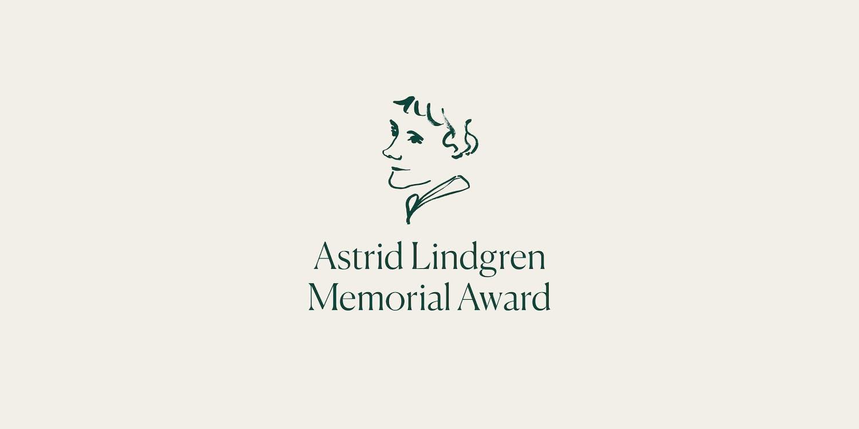 Astrid Lindgren Memorial Award logotyp