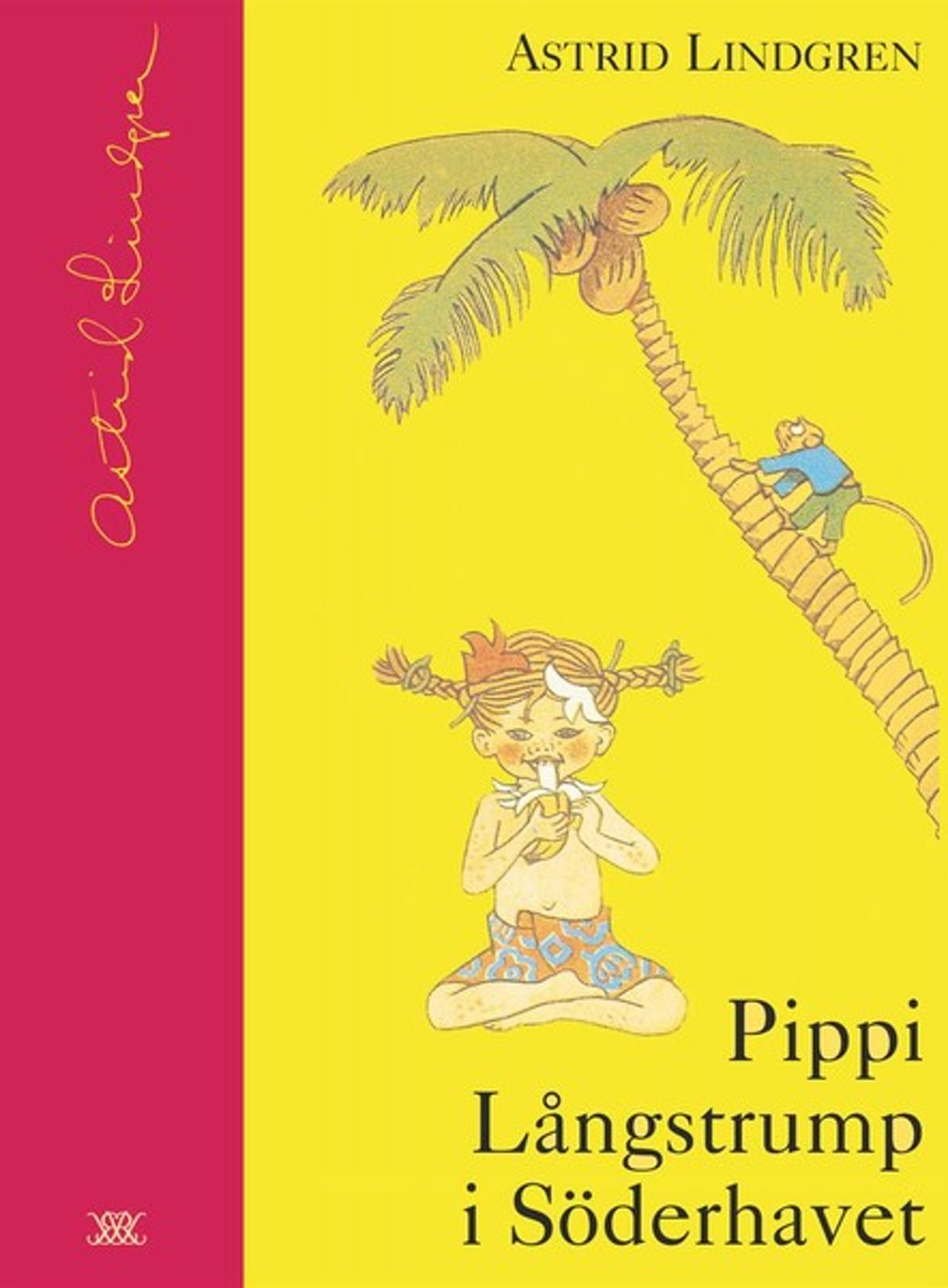 Omslag Pippi i Söderhavet