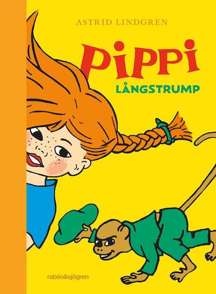 Omslag Pippi Långstrump 2020