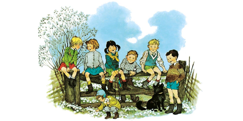 Barnen i Bullerbyn