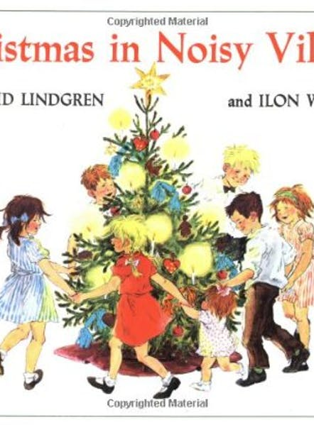 Cover Christmas in Noisy Village