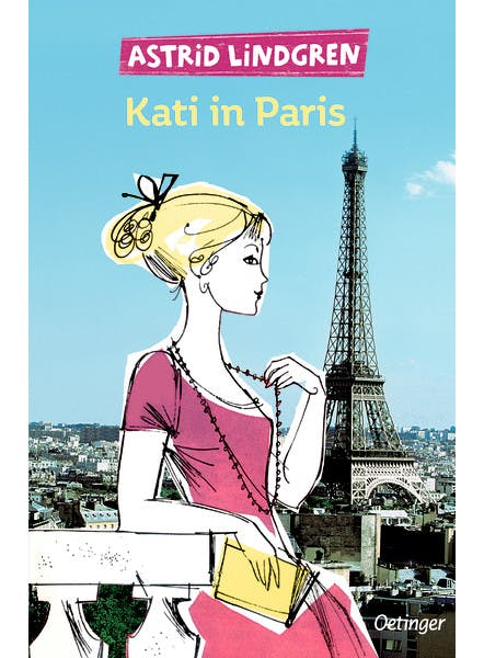 Cover Kati in Paris