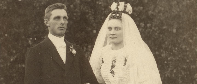 Samuel August och Hanna, Astrids föräldrar