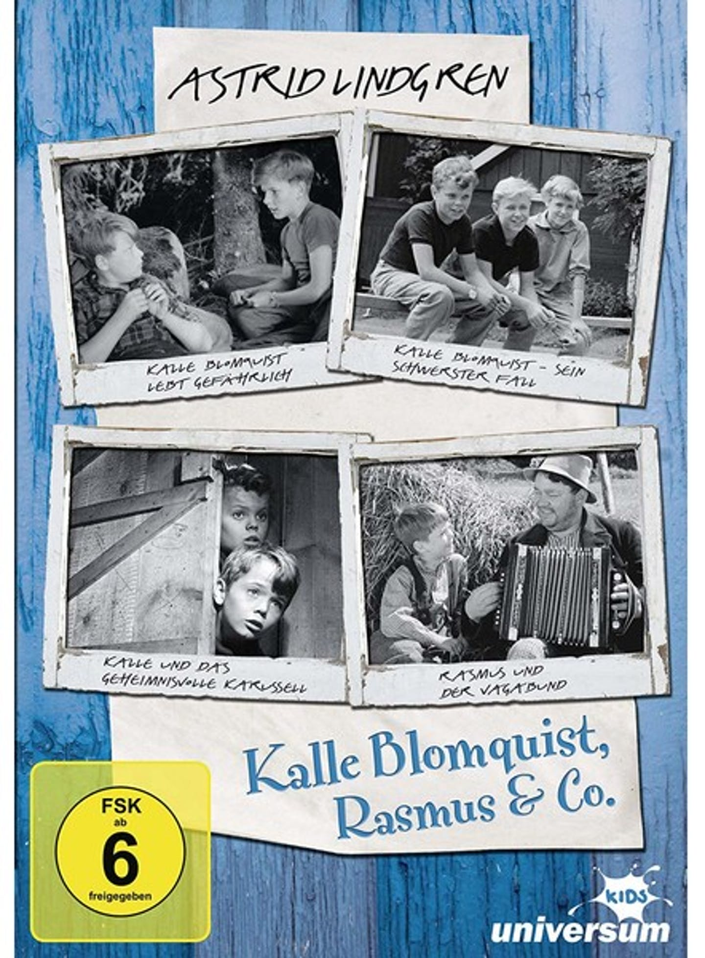 Film Kalle Blomquist, Rasmus & Co