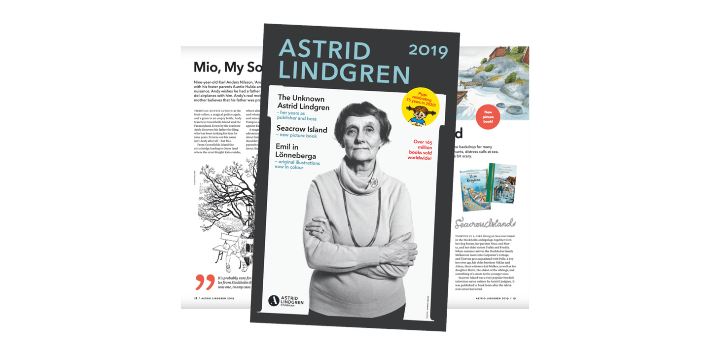 The Astrid Lindgren Company catalogue 2019