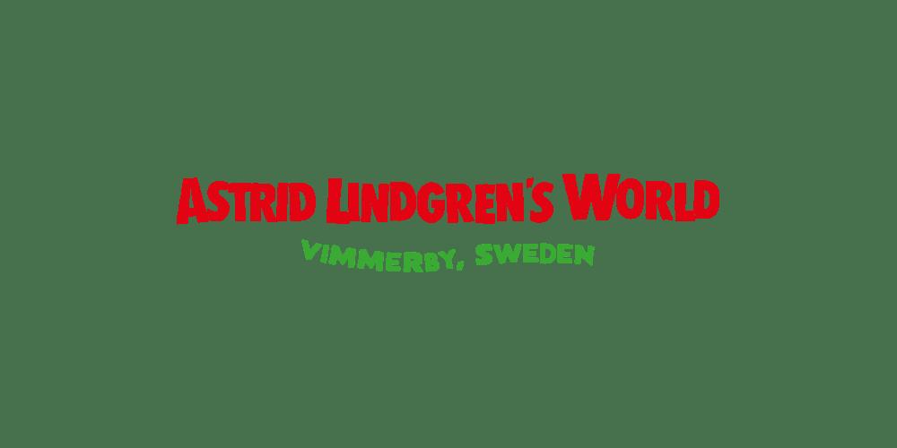 Astrid Lindgren's World logo