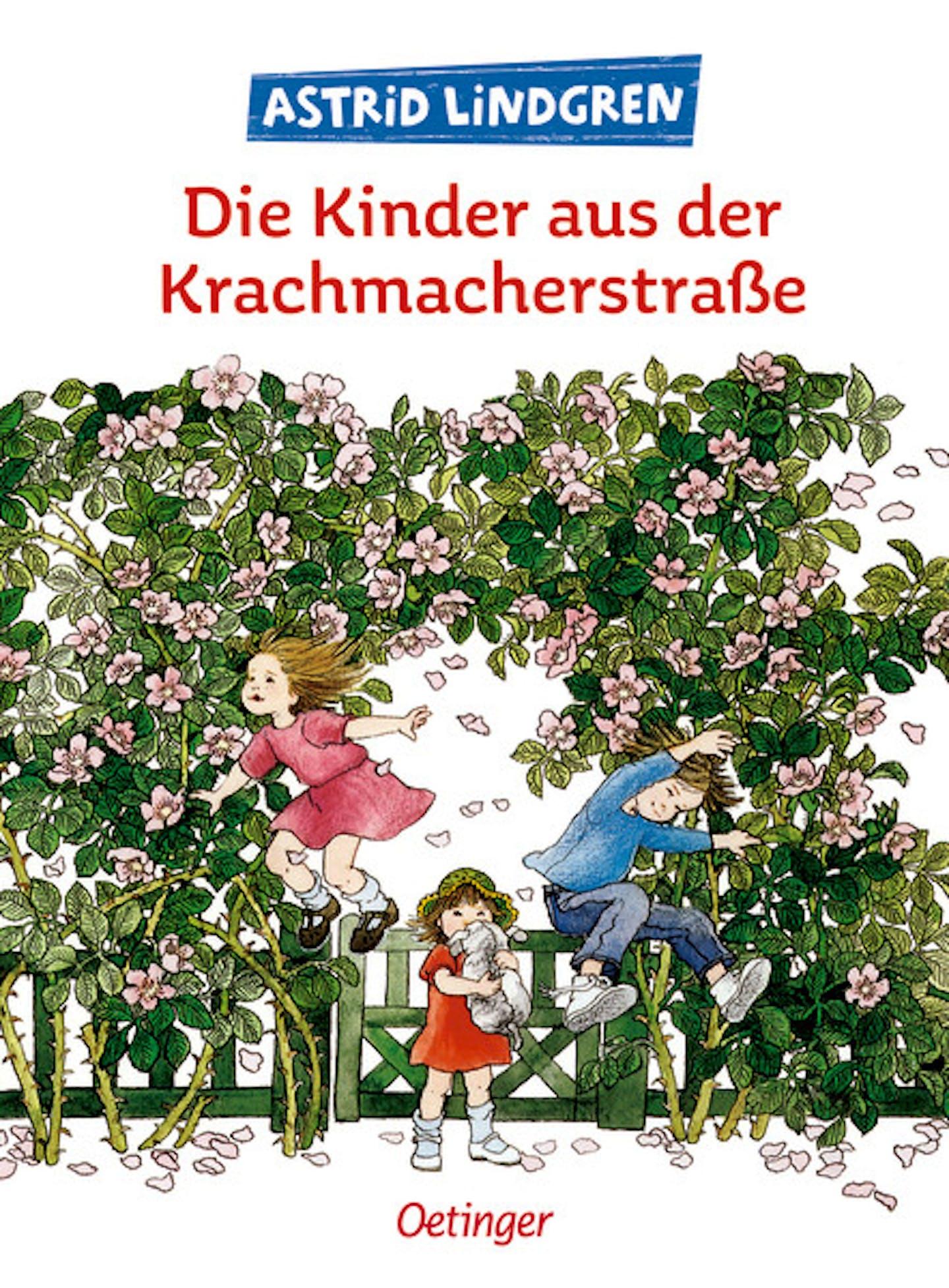 Cover Kinder aus der Krachmacherstrasse