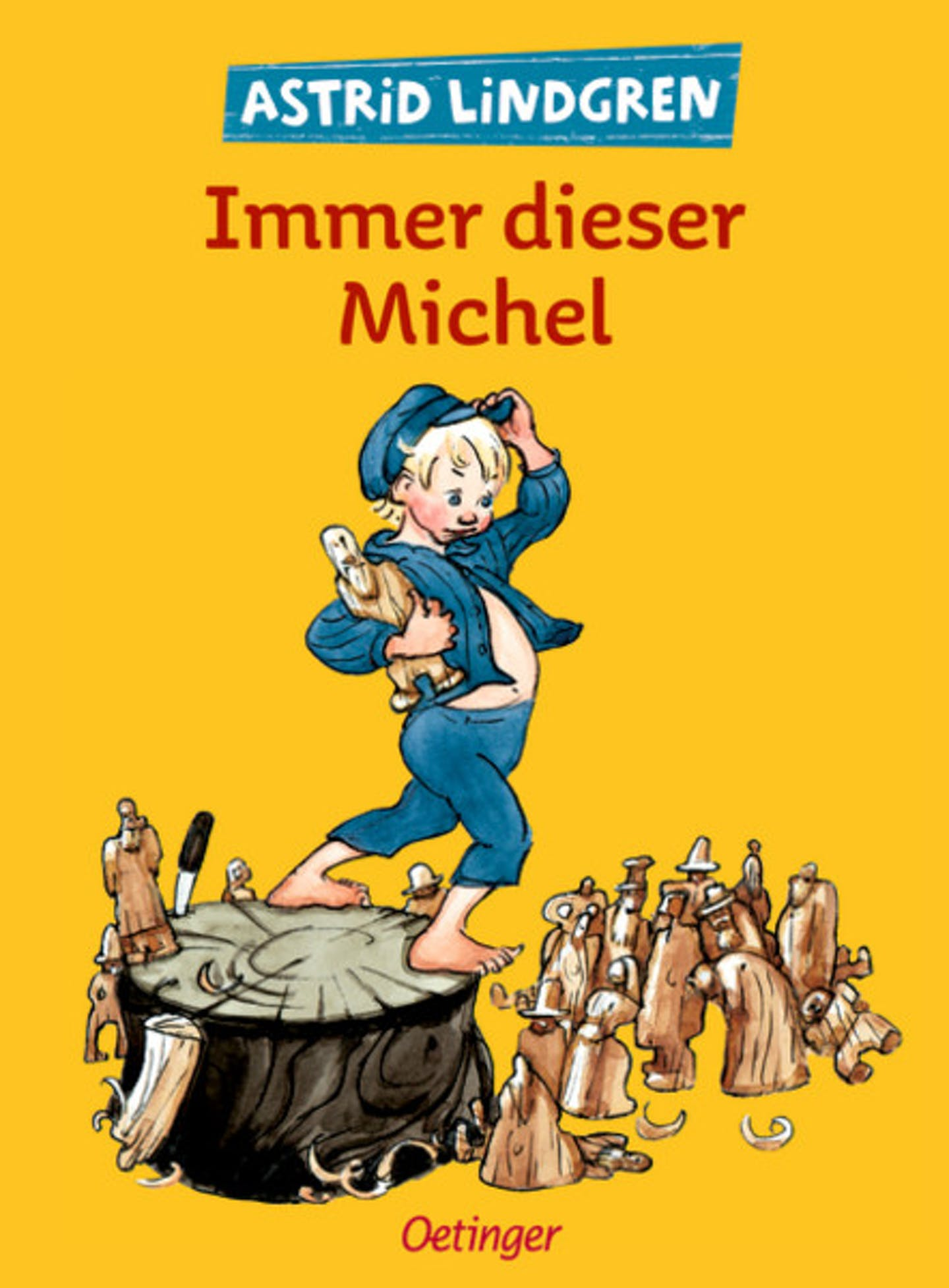 Cover Immer dieser Michel