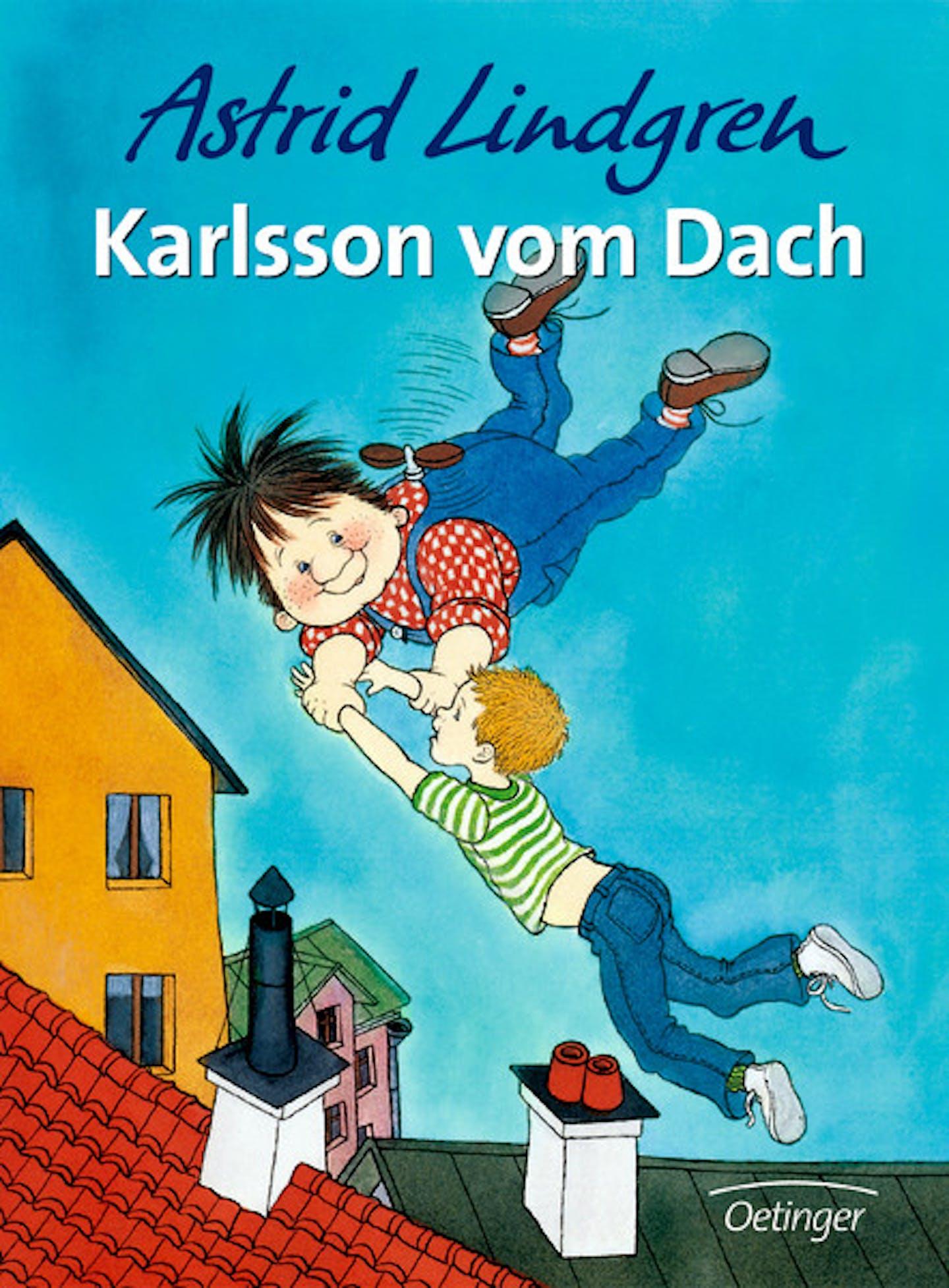 Cover Karlsson vom Dach
