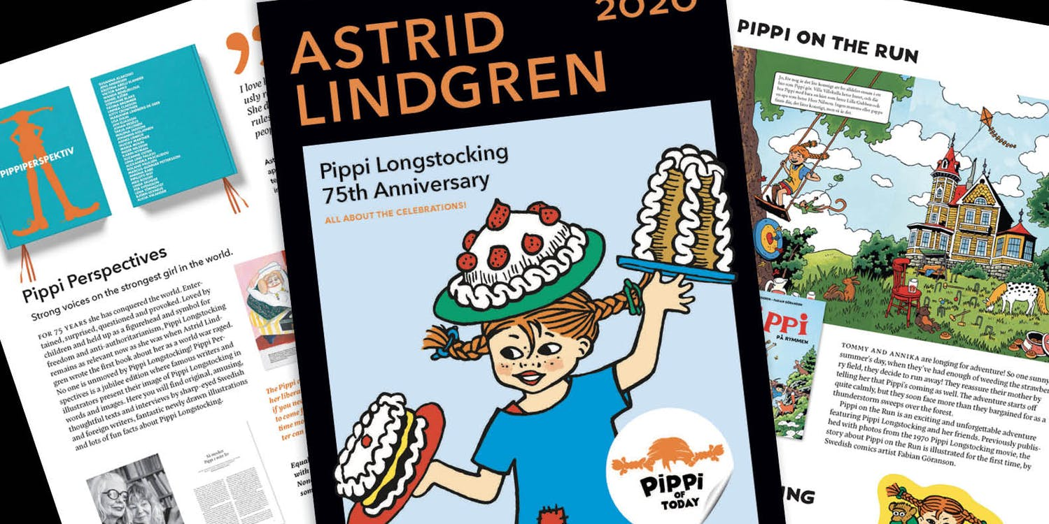 Astrid Lindgren Catalogue 2020