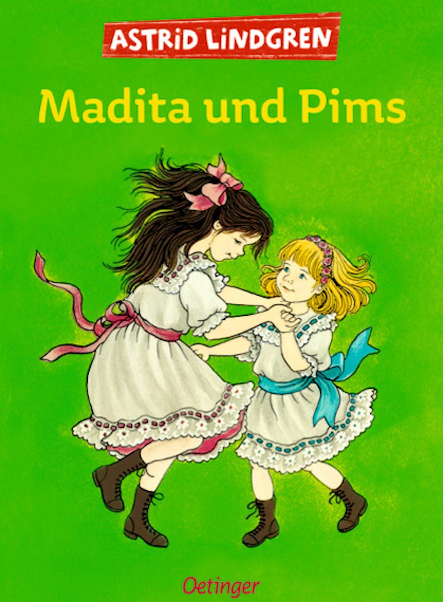 Cover Madita und Pims