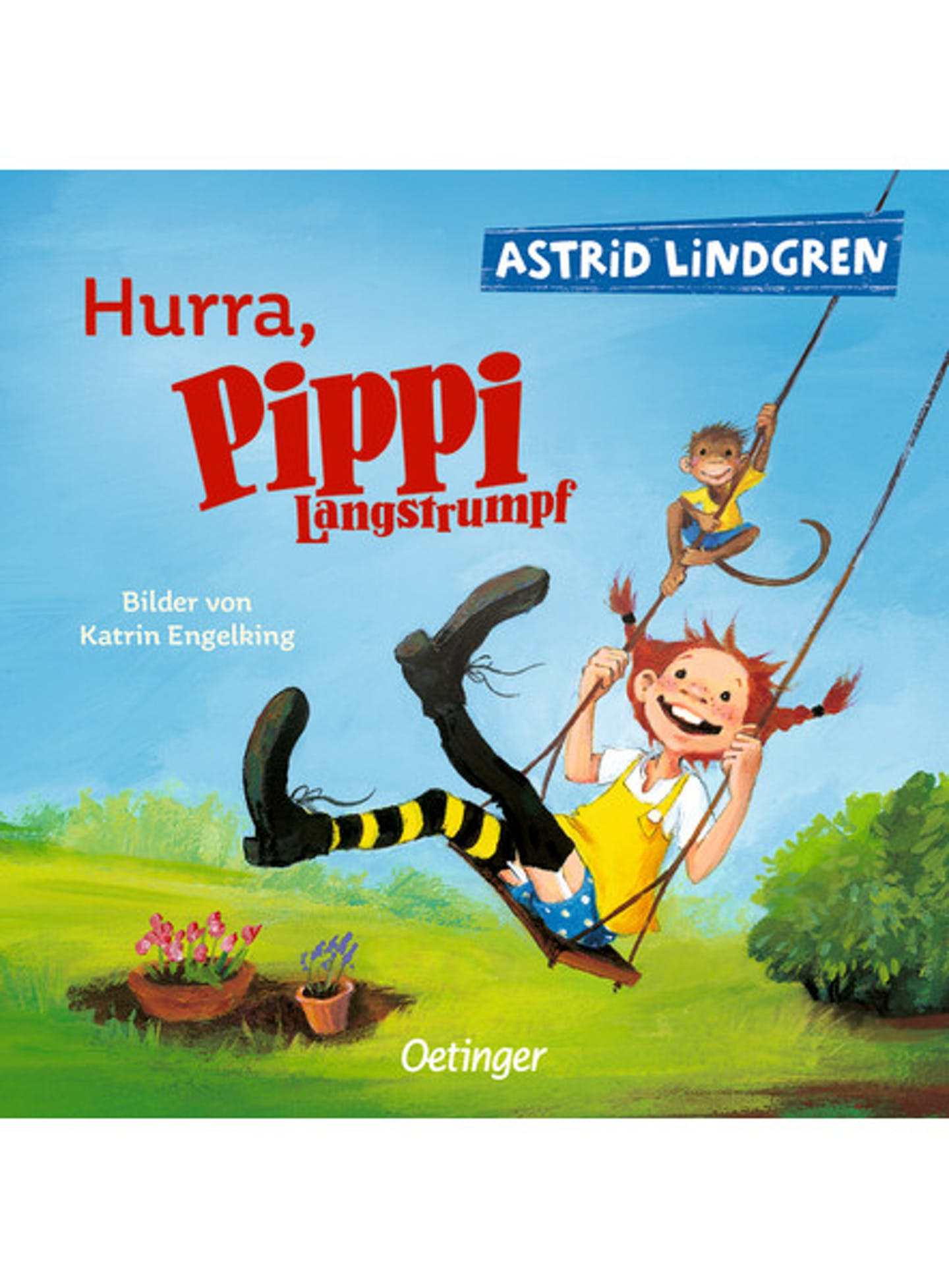 Cover Hurra Pippi
