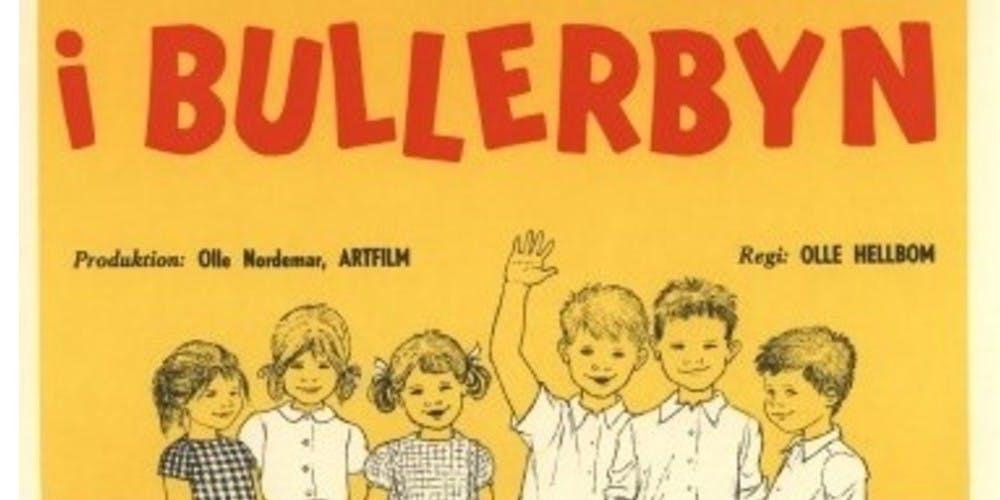 Film poster Alla vi barn i Bullerbyn