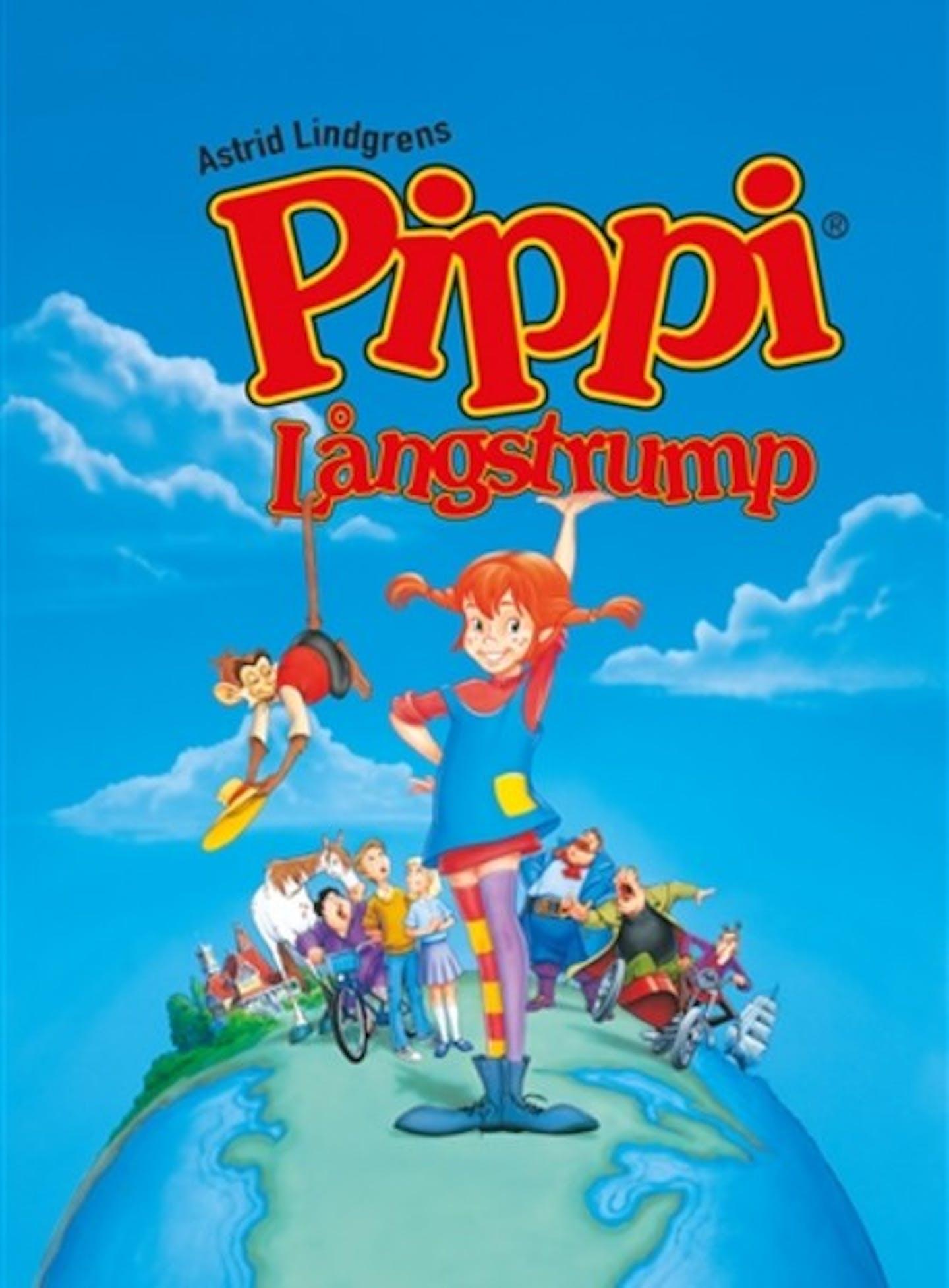 Film poster Pippi Långstrump