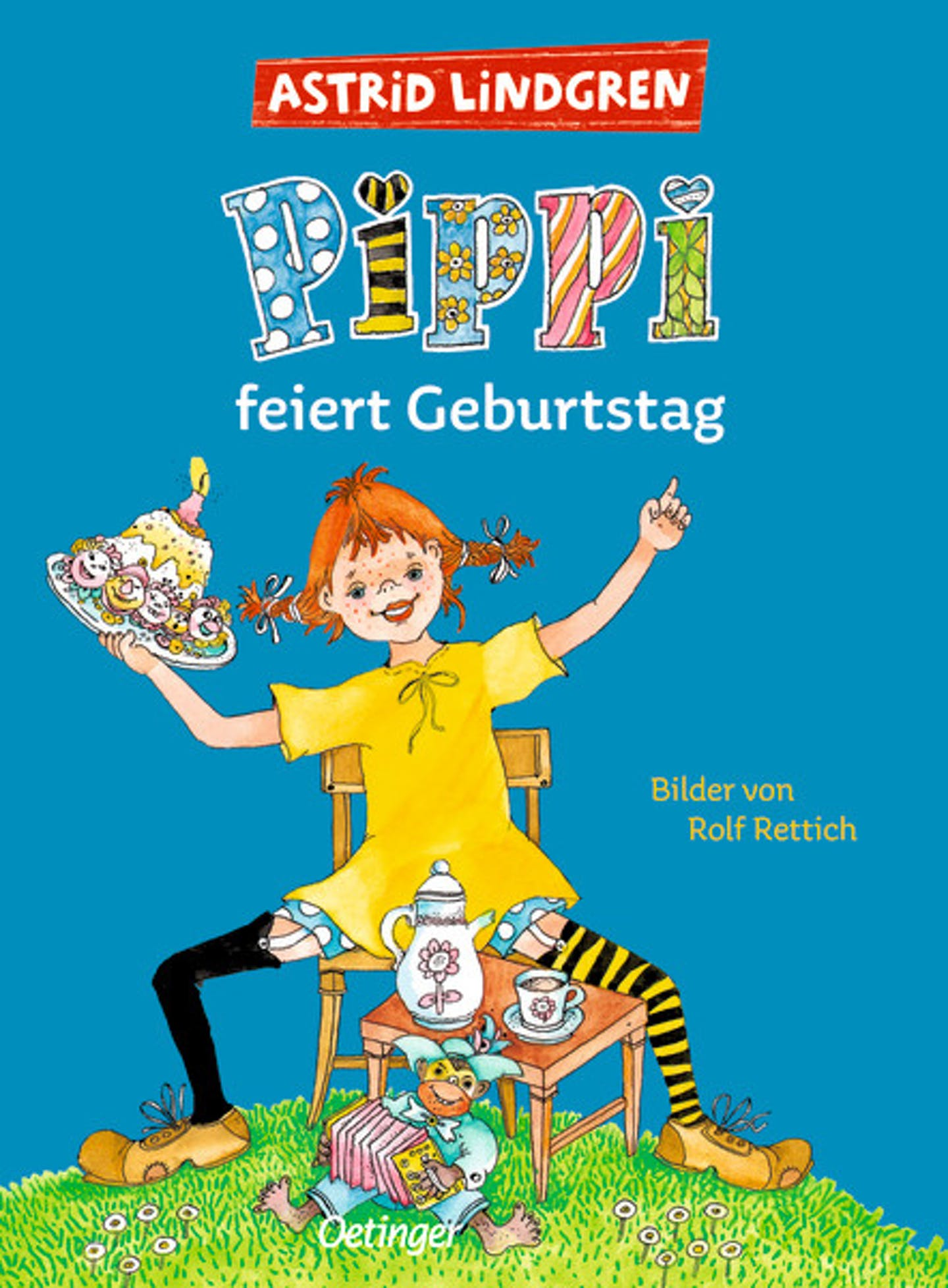 Cover Pippi feiert Geburtstag
