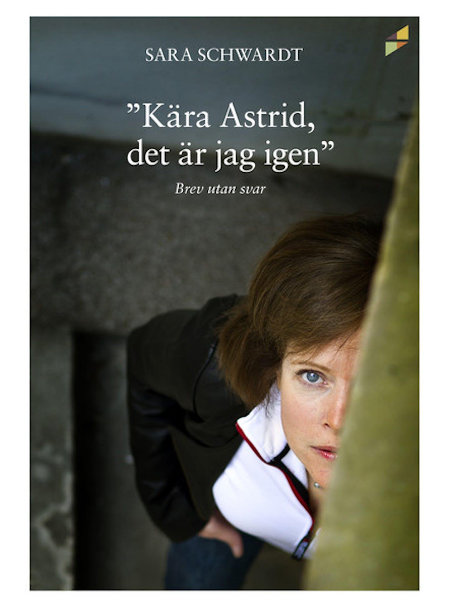 Omslag Kära Astrid, det är jag igen