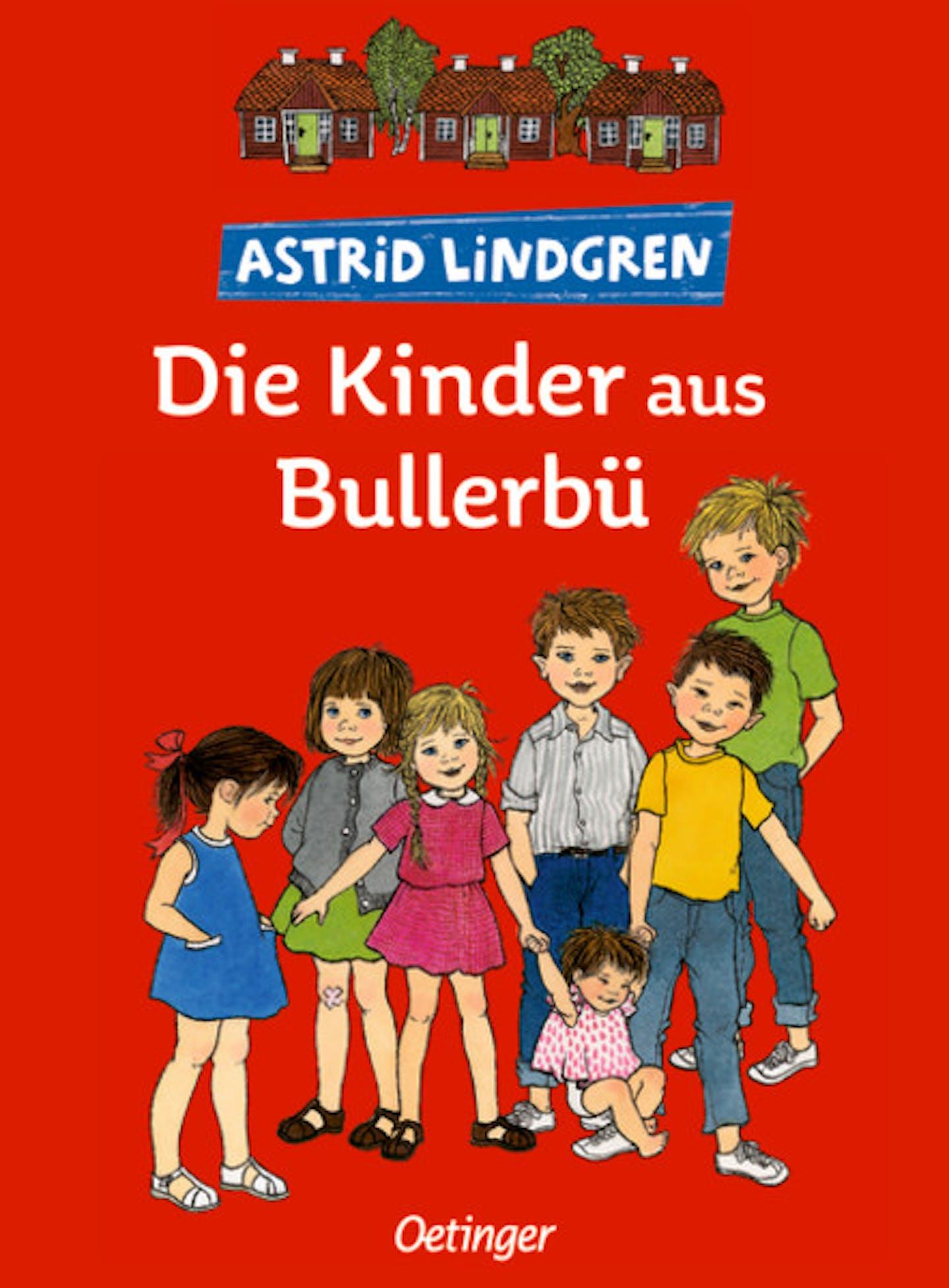 Cover Die Kinder aus Bullerbü