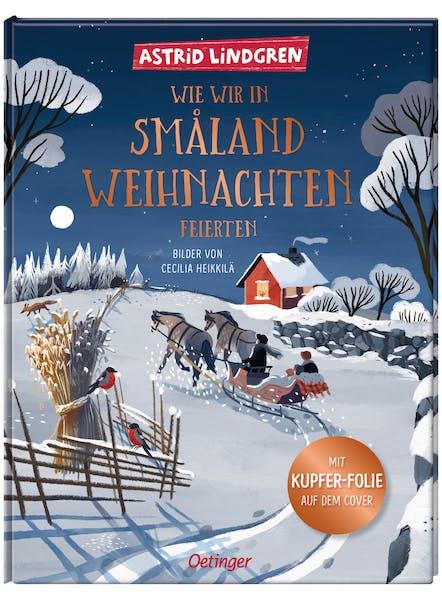 Cover Wie wir in Småland Weihnachten feierten