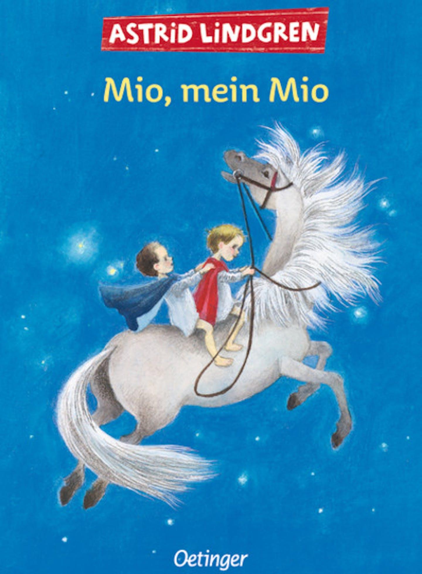 Cover Mio mein Mio