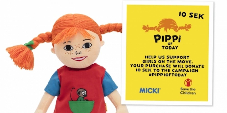 Pippi doll