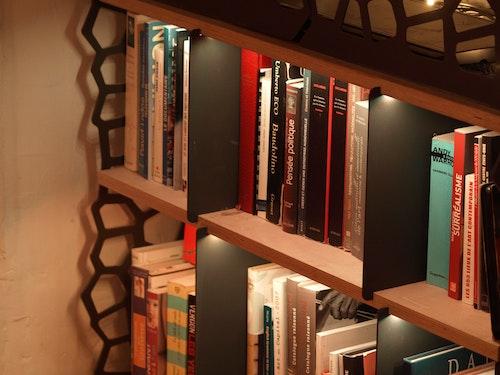 Bibliothèque Résille photo 2