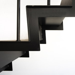 Black Stairwell detail 1