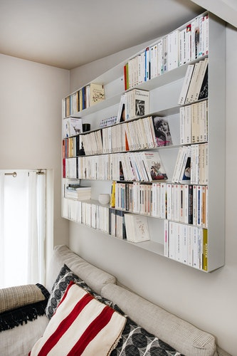 Paperback Bookcase