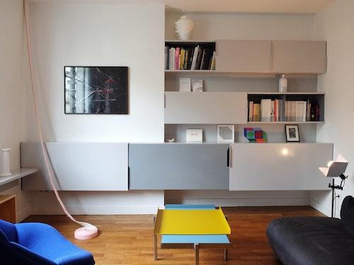 Steel Bookcase photo 1