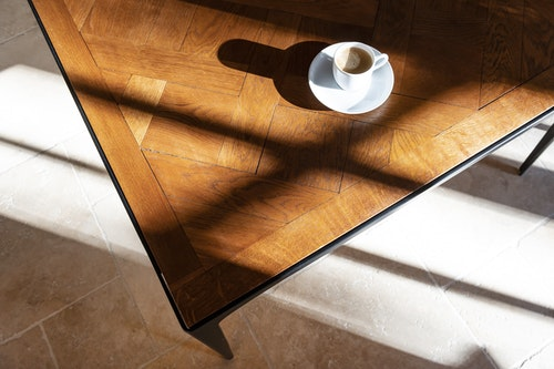 Versailles Parquet Coffee Table photo 2