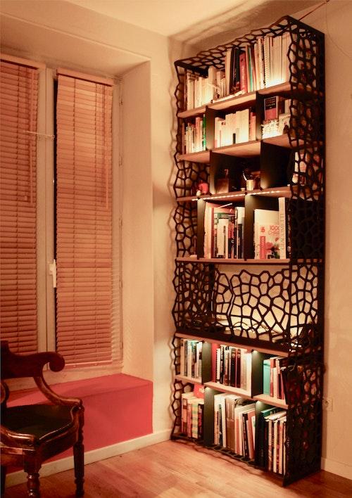 Bibliothèque Résille photo 1