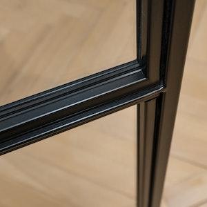 Double Glass Doors detail 3