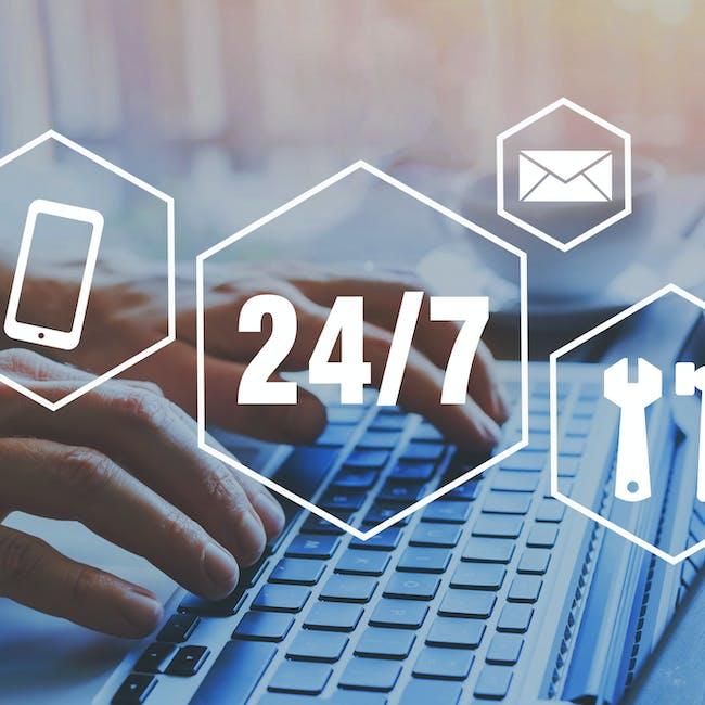 Usługa Atende Managed Network Service stałego zarządzania siecią świadczona w trybie 24/7/365