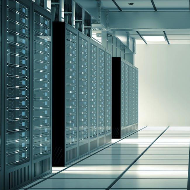 Centrum danych, serwerownia, w której przechowywana jest infrastruktura informatyczna: serwery, systemy przechowywania danych