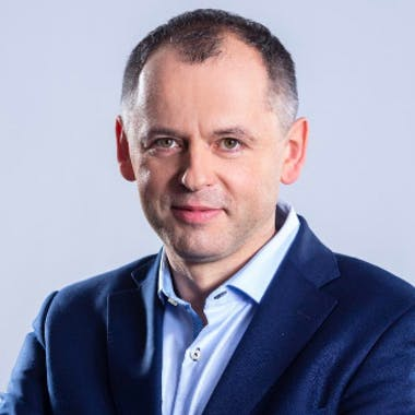 Mariusz Stusiński, Vice President of the Management Board, Atende Industries