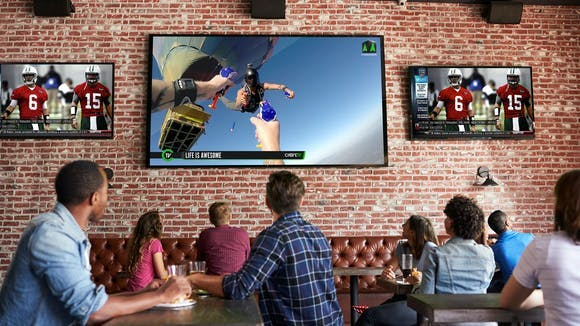 Atmosphere TV | Streaming for Business