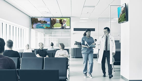 Atmosphere TV   Streaming for business and medical waiting rooms.
