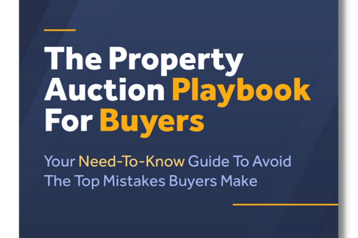 Property Auction Playbook for Buyers