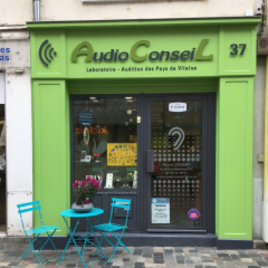Audio conseil, audioprothésiste Ile et Vilaine 35
