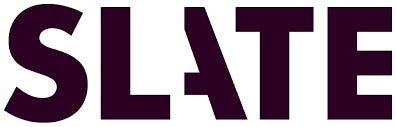 Slate logo. Link to article The Inaccessible Internet