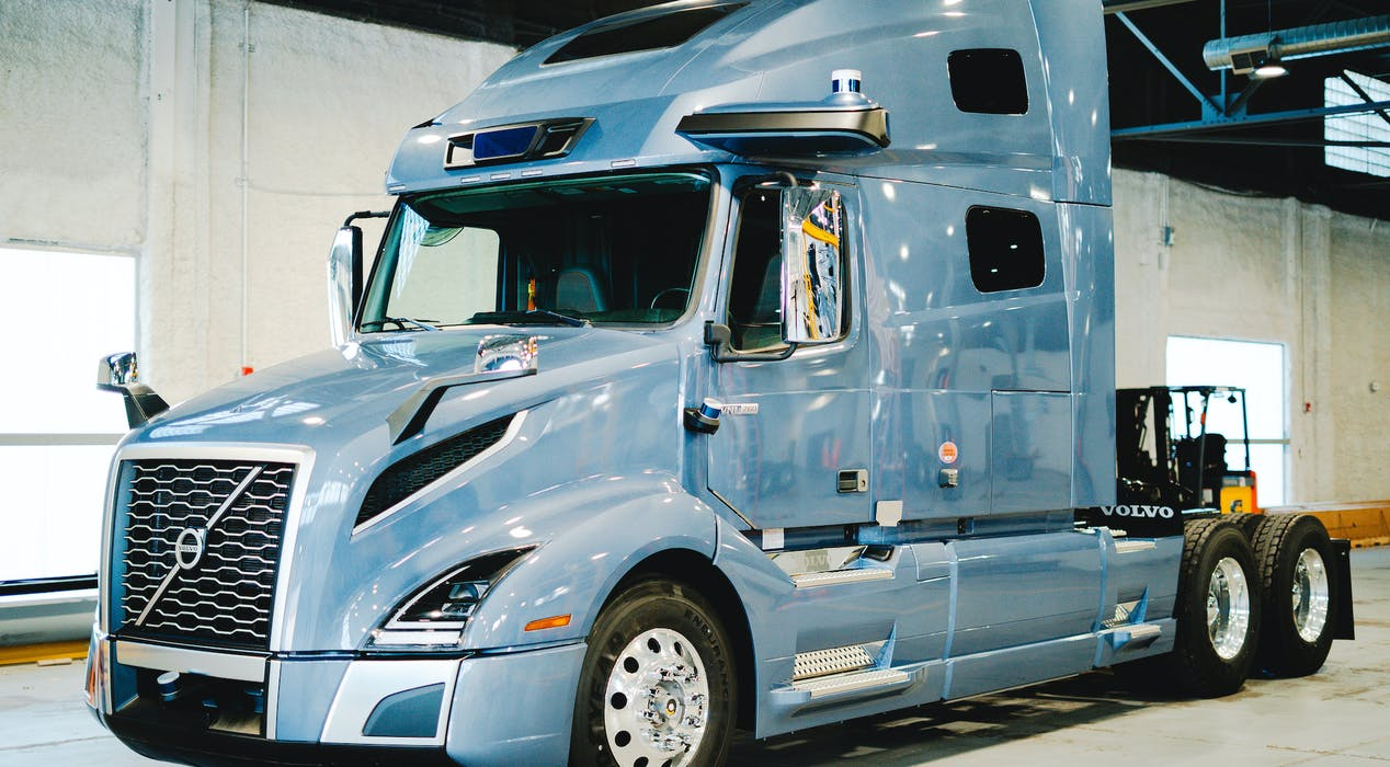 Aurora Volvo Autonomous Truck